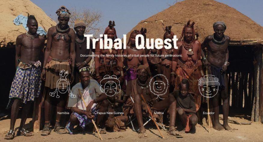אתר ה-Tribal Quest מועמד לפרס ה-Webby! עזרו לנו לזכות והצביעו